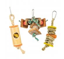 Back Zoo Nature Mini Toy Set