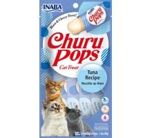 Inaba Churu Pops Tonijn 12X60 GR