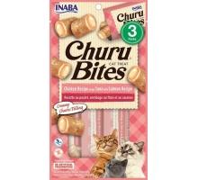 Inaba Churu Bites Tonijn met Sint-jakobsschelp 12X30 GR
