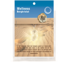 Bergkristal Wellness Gezondheids Hanger