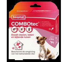 Beaphar COMBOtec hond 2-10 kg 2 pipetten