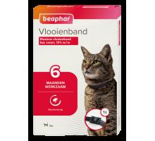 Beaphar Vlooienband 6 maanden kat zwart