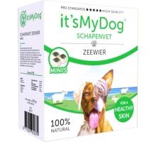 It's My Dog Schapenvet Zeewier Mini 80 stuks