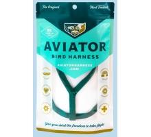 Aviator Medium Vogeltuigje Groen