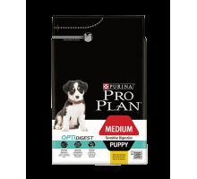 Purina Pro Plan Medium Puppy Sensitive Digestion 12 kg