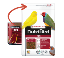 NutriBird C19 - 5 KG - kweekvoeder