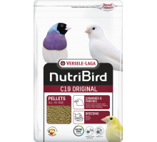 NutriBird C19 Original 3 kg kweekvoeder