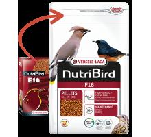 NutriBird F16 - Lijsters, Spreeuwen en Merels 800 gram