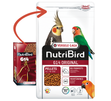 NutriBird G14 Original - 10 KG