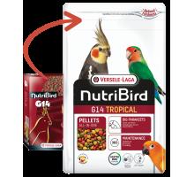NutriBird G14 Tropical 3 KG