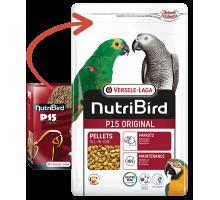 NutriBird P15 Original 3 kg