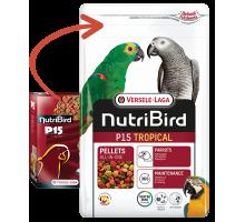 NutriBird P15 Tropical 3 kg
