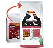 NutriBird T16 - Toekan 2 kg