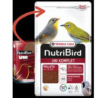 NutriBird Uni Komplet Kleine Rassen 3 kg