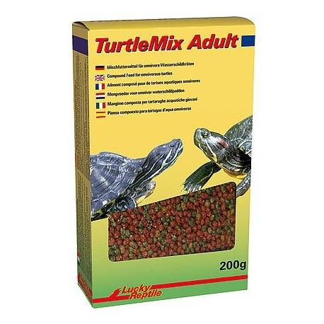 Lucky Reptile Turtle Mix Adult 600 gram