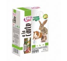 Knaagdier en Konijn A La Carte Sticks Mix - Lolo Pets