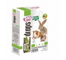 Lolo Pets  Drops voor Knaagdier en Konijn - Groente