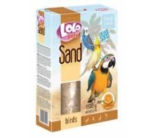 Lolo Pets Zand voor Vogels met Sinaasappel 1500 gram