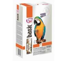 Lolo Pets Basic Voer voor Grote Papegaaien 900 gram