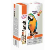 Lolo Pets Fruit en Groente Voer voor Grote Papegaaien 900 gram