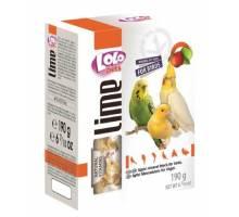 Lolo Pets Mineraalblok XL - Appel voor de grotere vogels