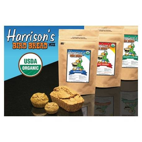 Harrison's Bird Bread Mix - Original 255 gram