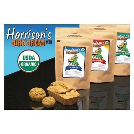 Harrison's Bird Bread Mix - Hot Pepper 255 gram