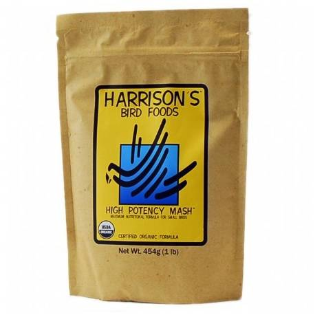 Harrison's High Potency Mash 1 Pounds