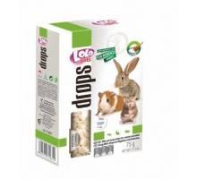 Knaagdier en Konijn A La Carte Drops Honing en Melk - Lolo Pets