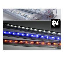 White Python LED Nightlight Red 120cm Kit