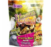 Browns Fruit and Nut Parrot Treat 340 gram