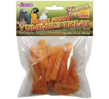 Browns Yummies Treats Sweet Potato 100 gram