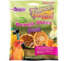Browns Orange Slices Treat