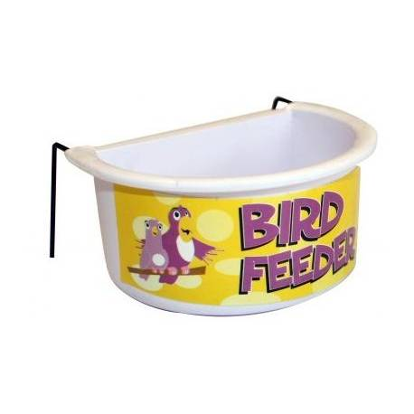 Happy Pet Bird Feeder Large