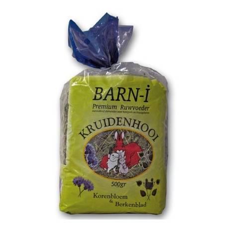 Barn-I kruidenhooi Korenbloem & Berkelblad 500 gram