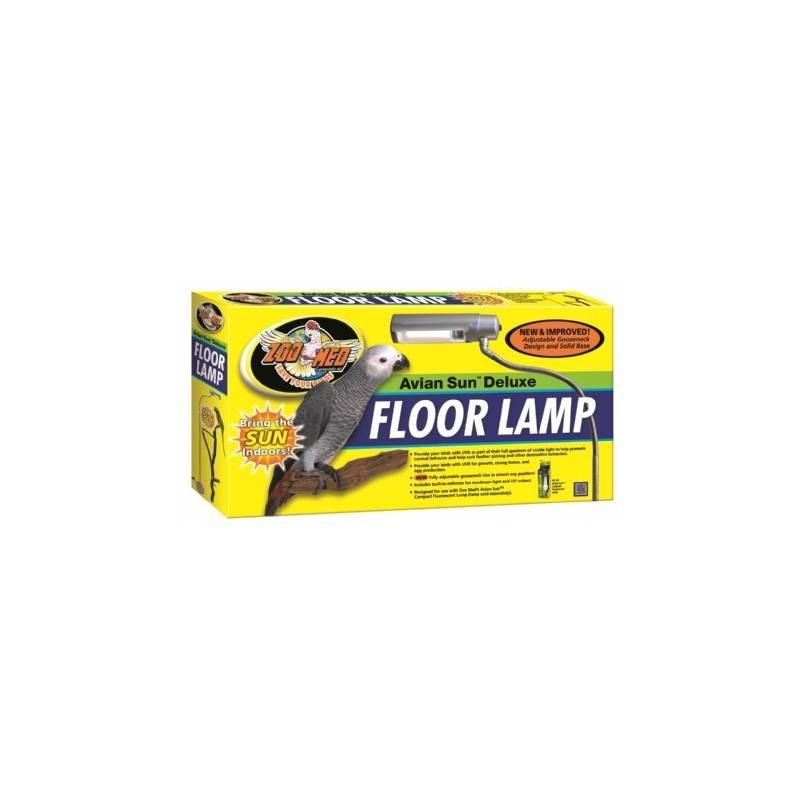Zoo Med Avian Sun Floor Lamp Avonturiashop