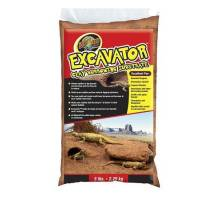 Zoo Med Excavator Clay Burrowing Substrate, 4,5kg