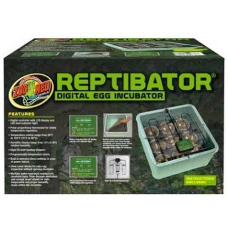 Zoo Med Reptibator Digital Egg Incubator (15°C tot 40°C)