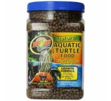 Zoo Med Natural Aquatic Turtle Food, Growth Formula, 212g