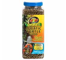 Zoo Med Natural Aquatic Turtle Food, Growth Formula, 369g