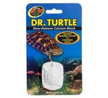Zoo Med Dr. Turtle Slow-Release Calcium Block, 14 gram