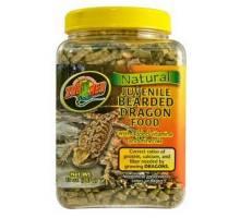 Zoo Med Natural Bearded Dragon Food, Juvenile, 283 gram