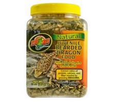 Zoo Med Natural Bearded Dragon Food, Juvenile, 567g