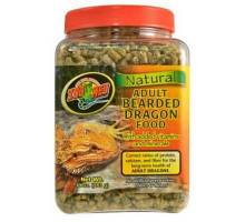 Zoo Med Natural Bearded Dragon Food - Adult, 283 gram