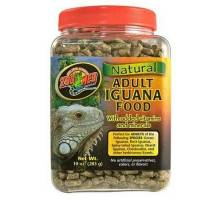 Zoo Med Natural Iguana Food Adult, 567g