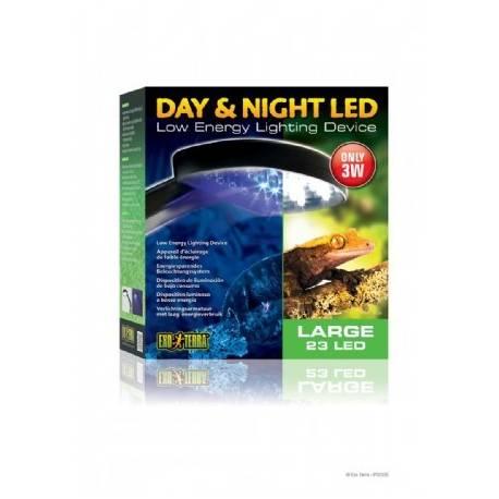 Exo Terra Day and Night 24 LED Large
