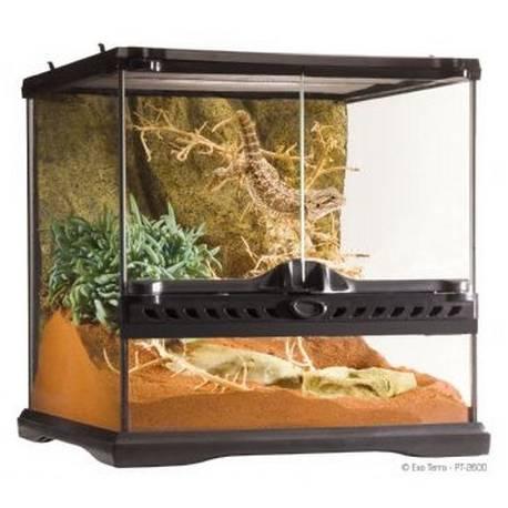 Exo Terra Glass Terrarium 30x30x30 cm