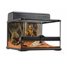 Exo Terra Glass Terrarium Wide  45x45x30cm.