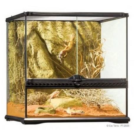 Exo Terra Glass Terrarium  45x45x45 cm