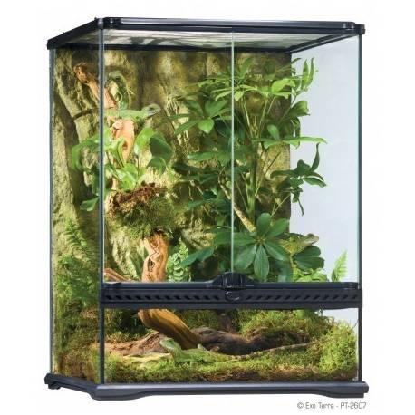 Exo Terra Glass Terrarium  45x45x60 cm